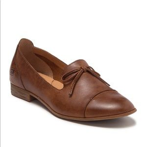 Born Gallatin loafer in brown